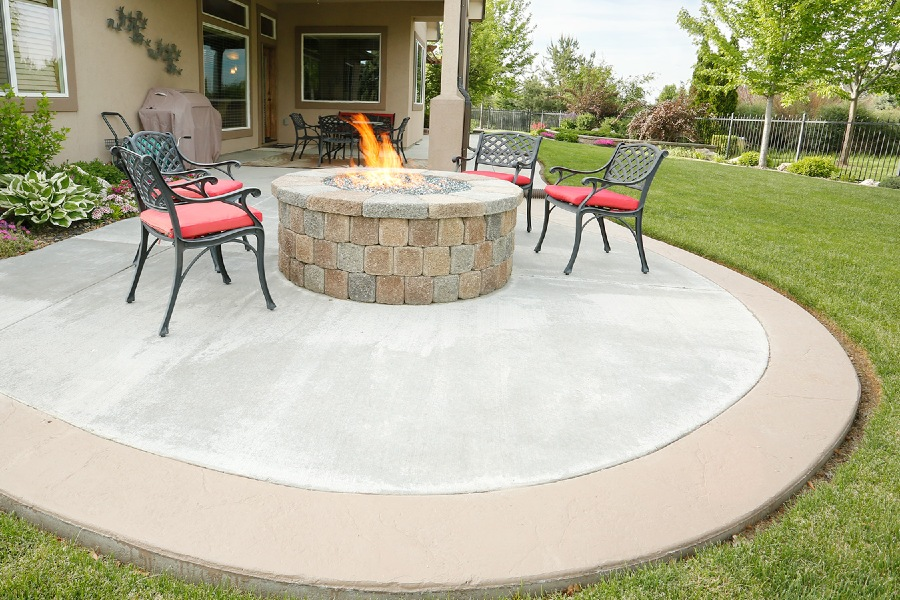 Ideas to Boost the Appeal of Your Concrete Patio